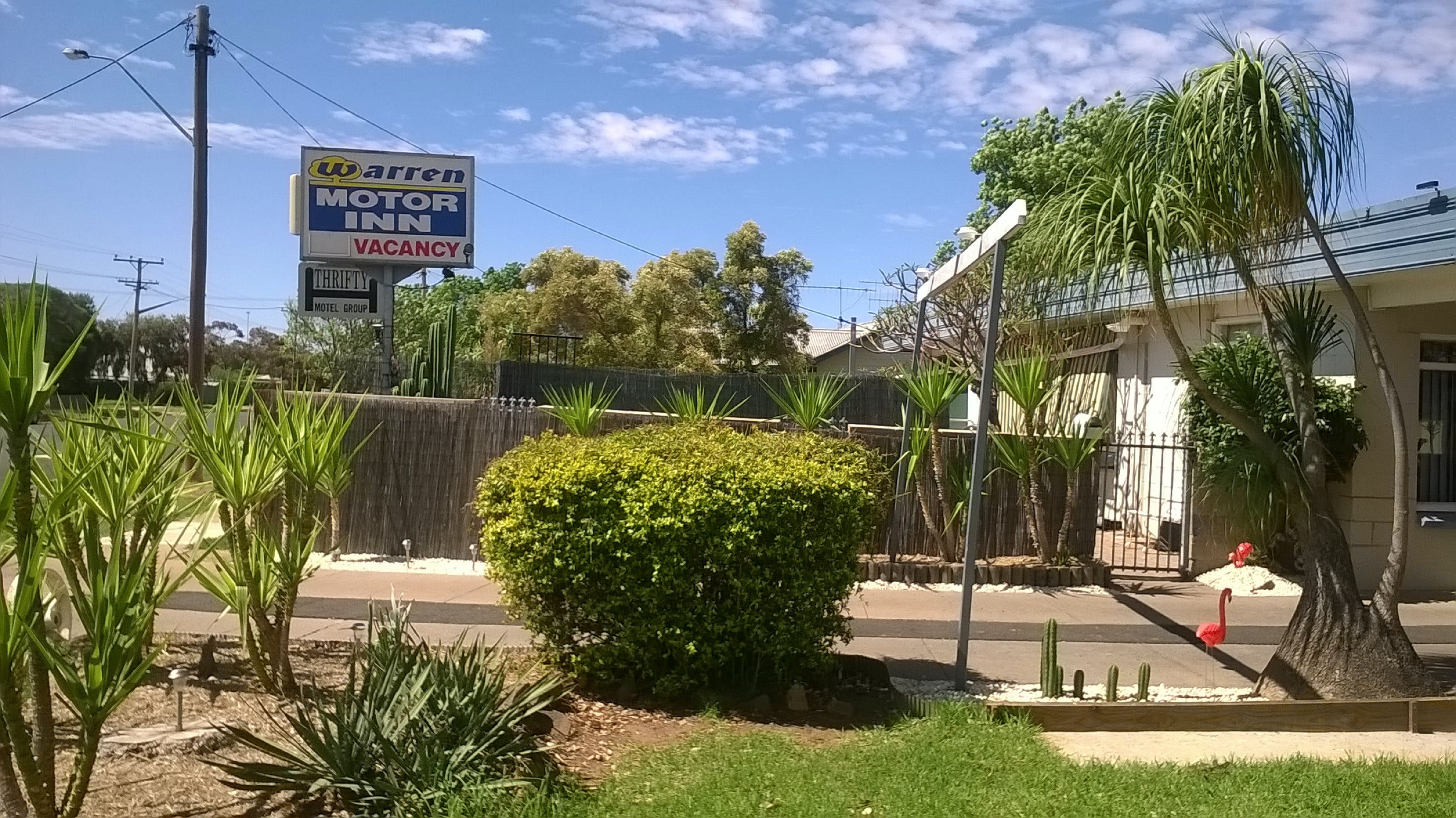 Warren Motor Inn - Mount Gambier Accommodation