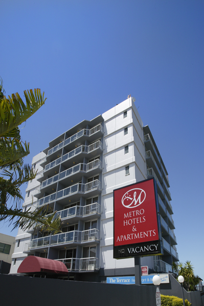 Metro Hotel  Apartments Gladstone - Mount Gambier Accommodation