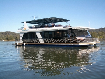 Able Hawkesbury River Houseboats - Mount Gambier Accommodation