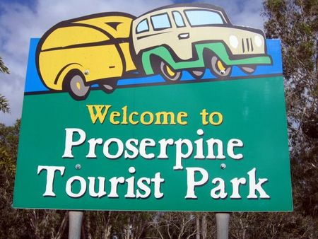 Proserpine Tourist Park - Mount Gambier Accommodation