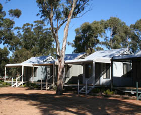 Moora Caravan and Chalet Park - Mount Gambier Accommodation