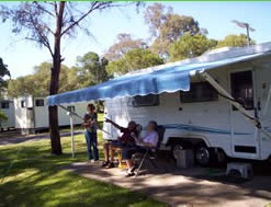 Bega Caravan Park - Mount Gambier Accommodation