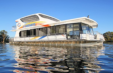 All Seasons Houseboats - Mount Gambier Accommodation