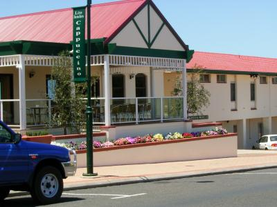 Augusta Hotel Motel - Mount Gambier Accommodation