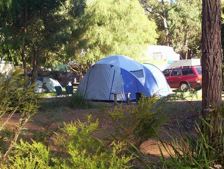 Aroundtu-It Eco Caravan Park - Mount Gambier Accommodation
