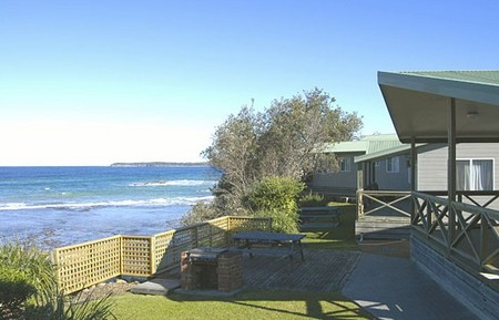 Berrara Beach Holiday Chalets - Mount Gambier Accommodation