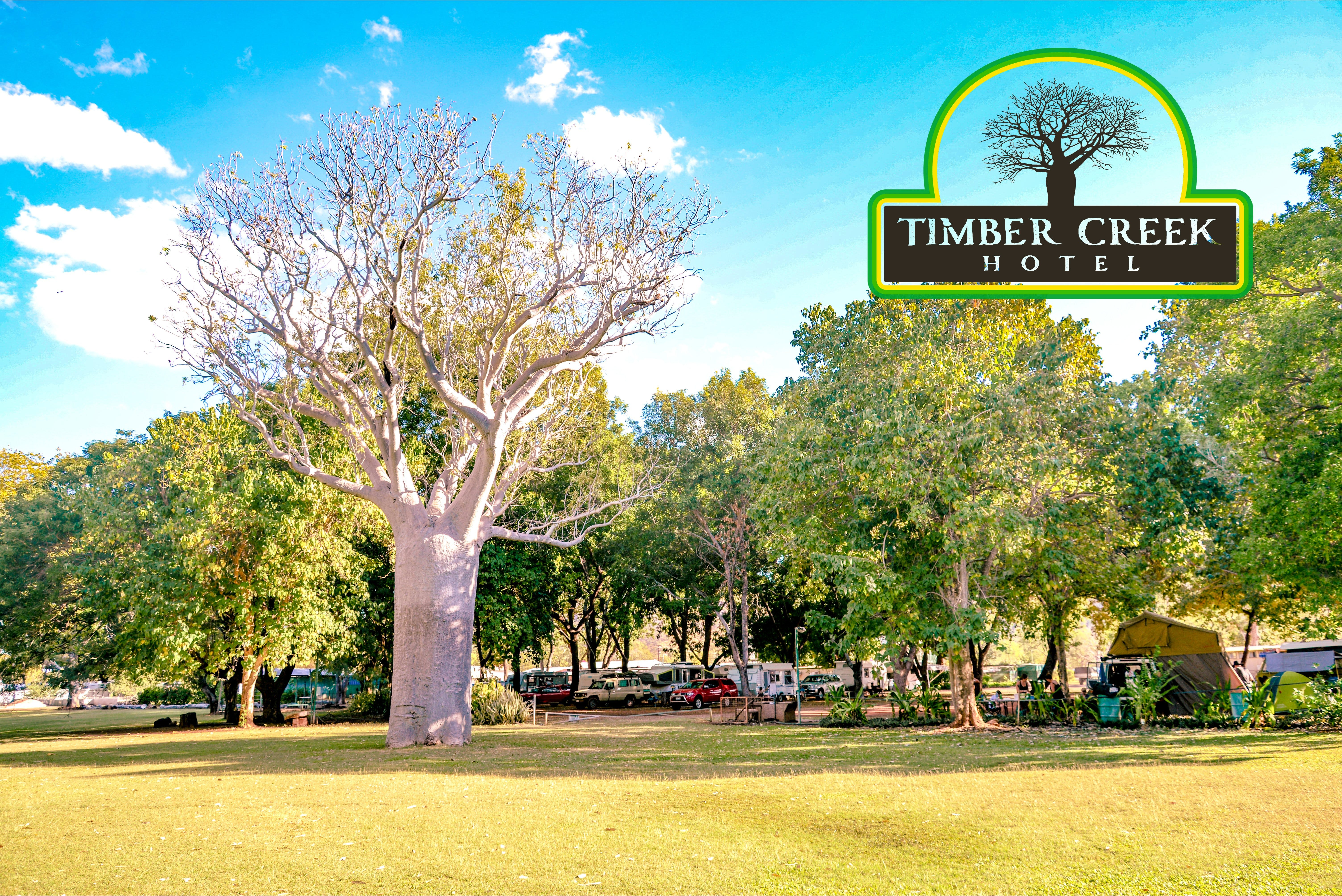 Timber Creek Hotel and Caravan Park - Mount Gambier Accommodation