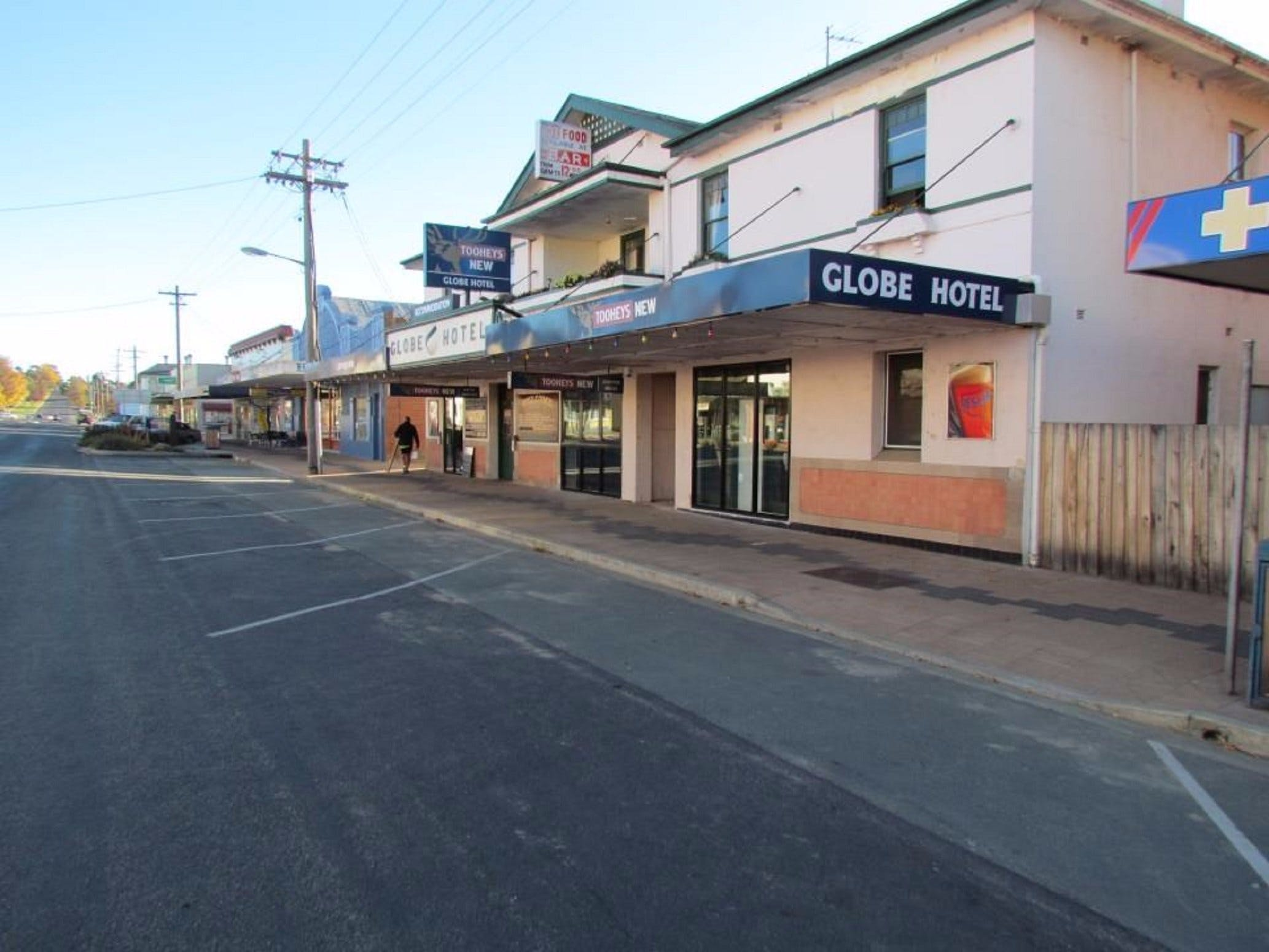 Globe Hotel Bombala - Mount Gambier Accommodation