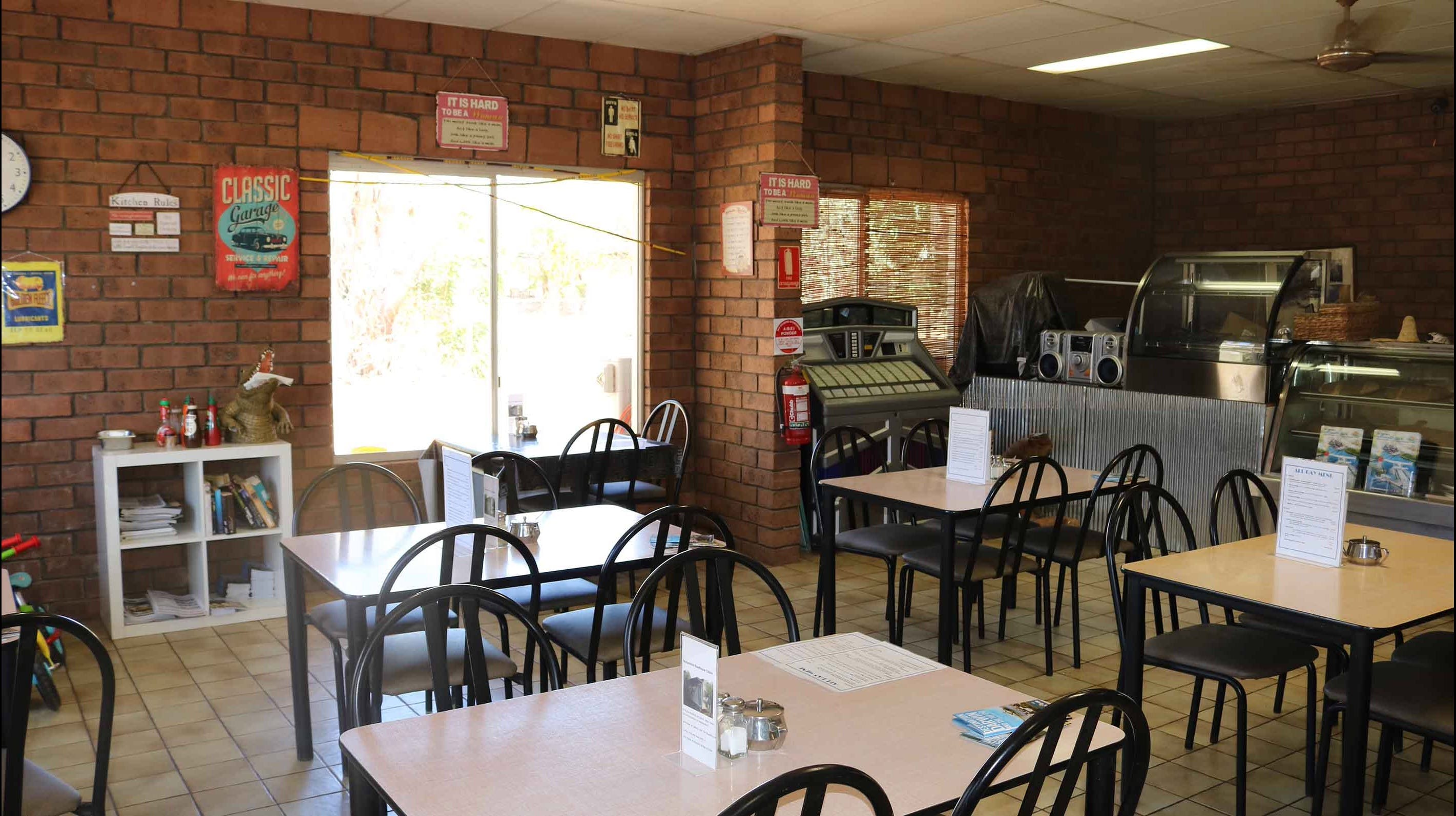 Mataranka Roadhouse and Cabins - Mount Gambier Accommodation
