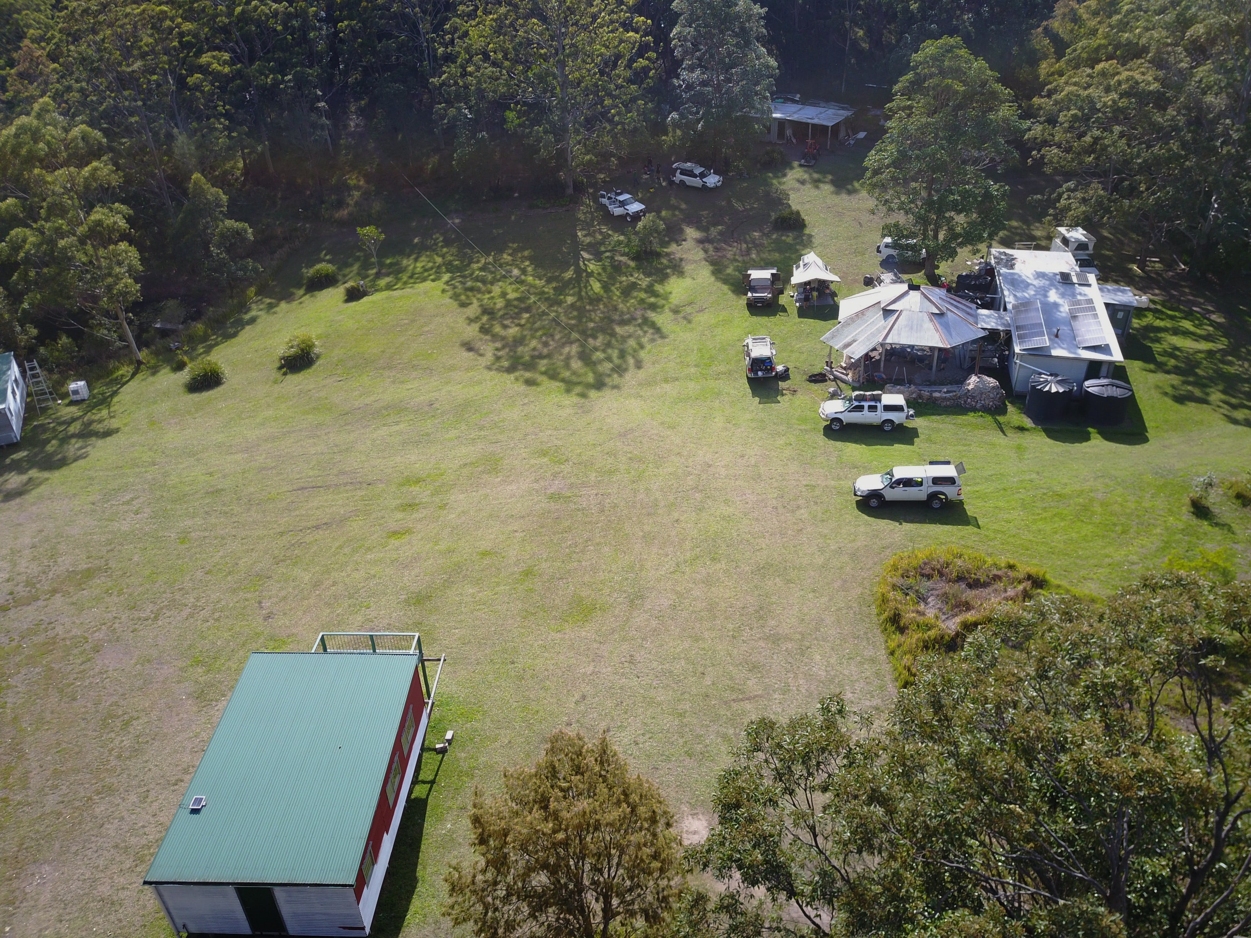 Mt Barney Wilderness Camping - Mount Gambier Accommodation