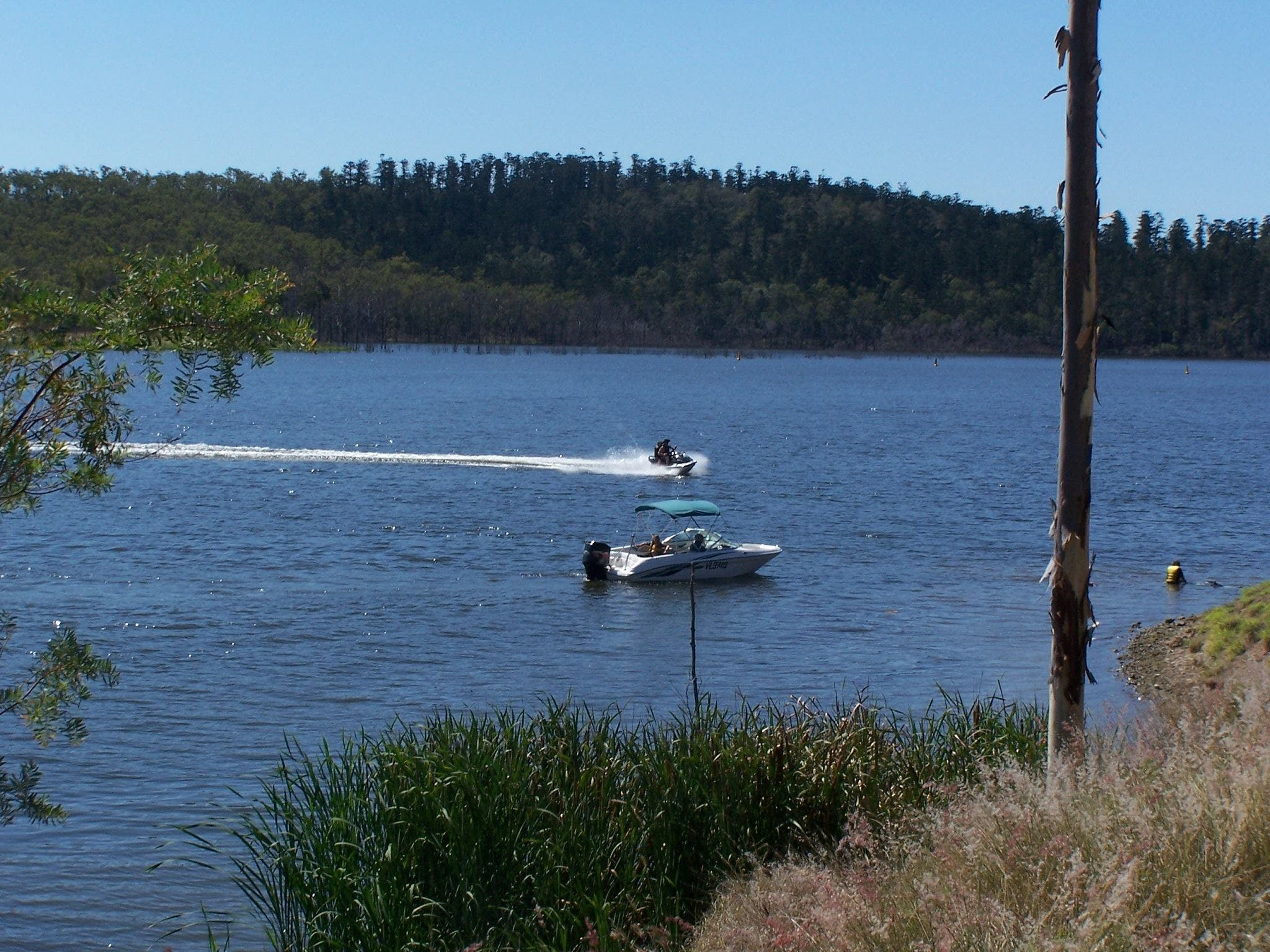 Paradise Dam Recreation and Caravan Park - Mount Gambier Accommodation