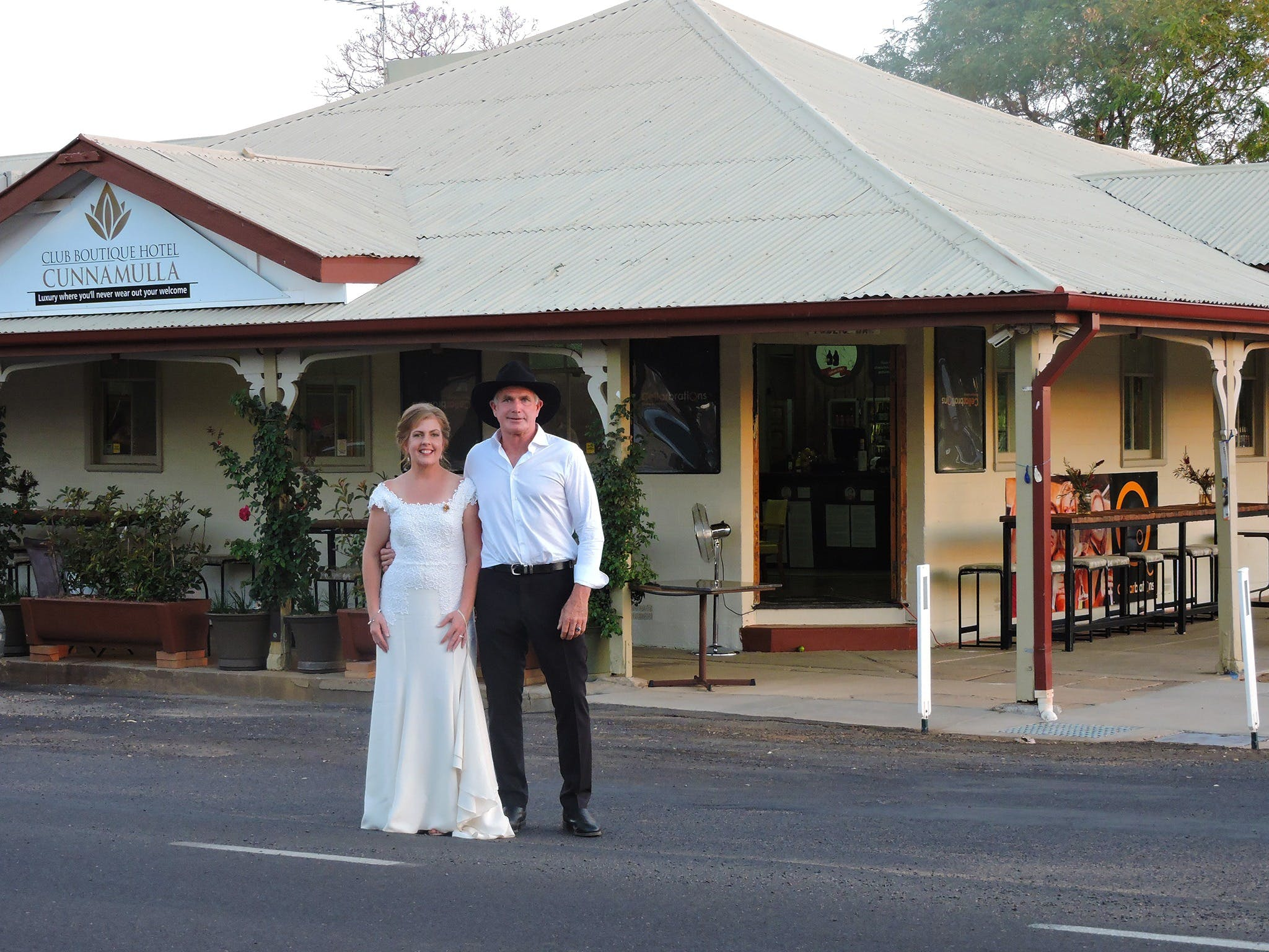 Club Boutique Hotel Cunnamulla - Mount Gambier Accommodation