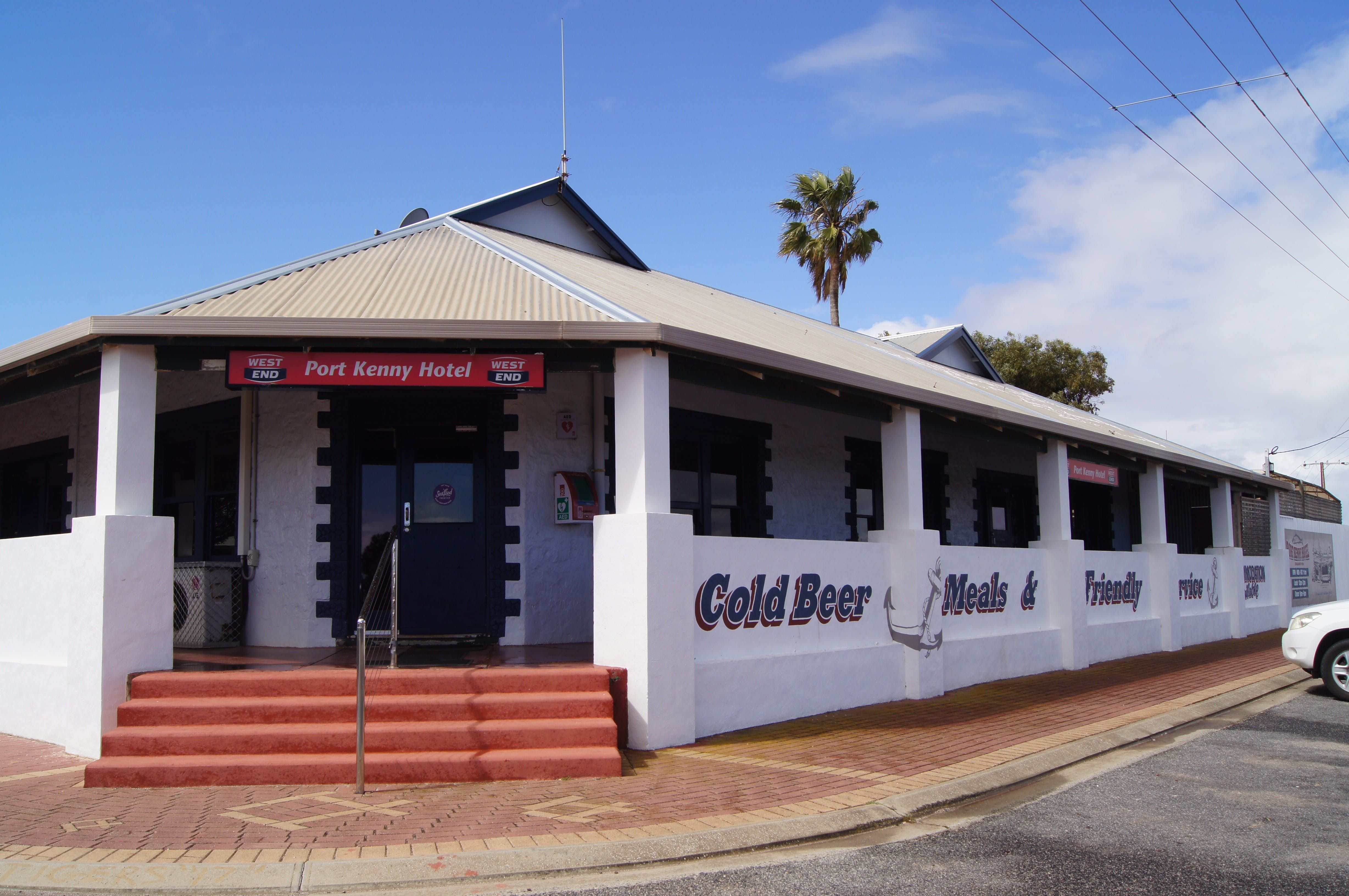 Port Kenny Hotel - Mount Gambier Accommodation