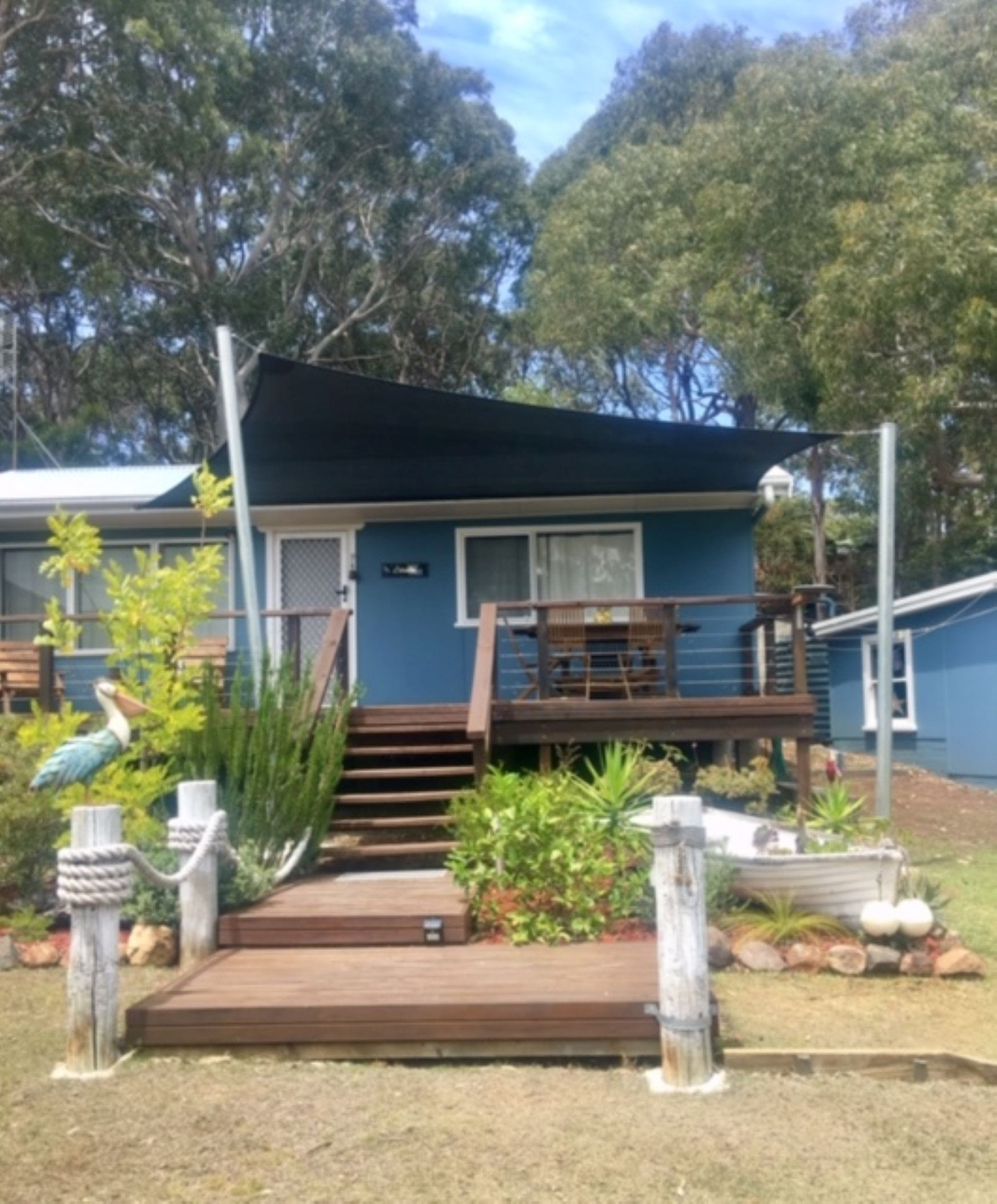 Retro Cottage - Mount Gambier Accommodation