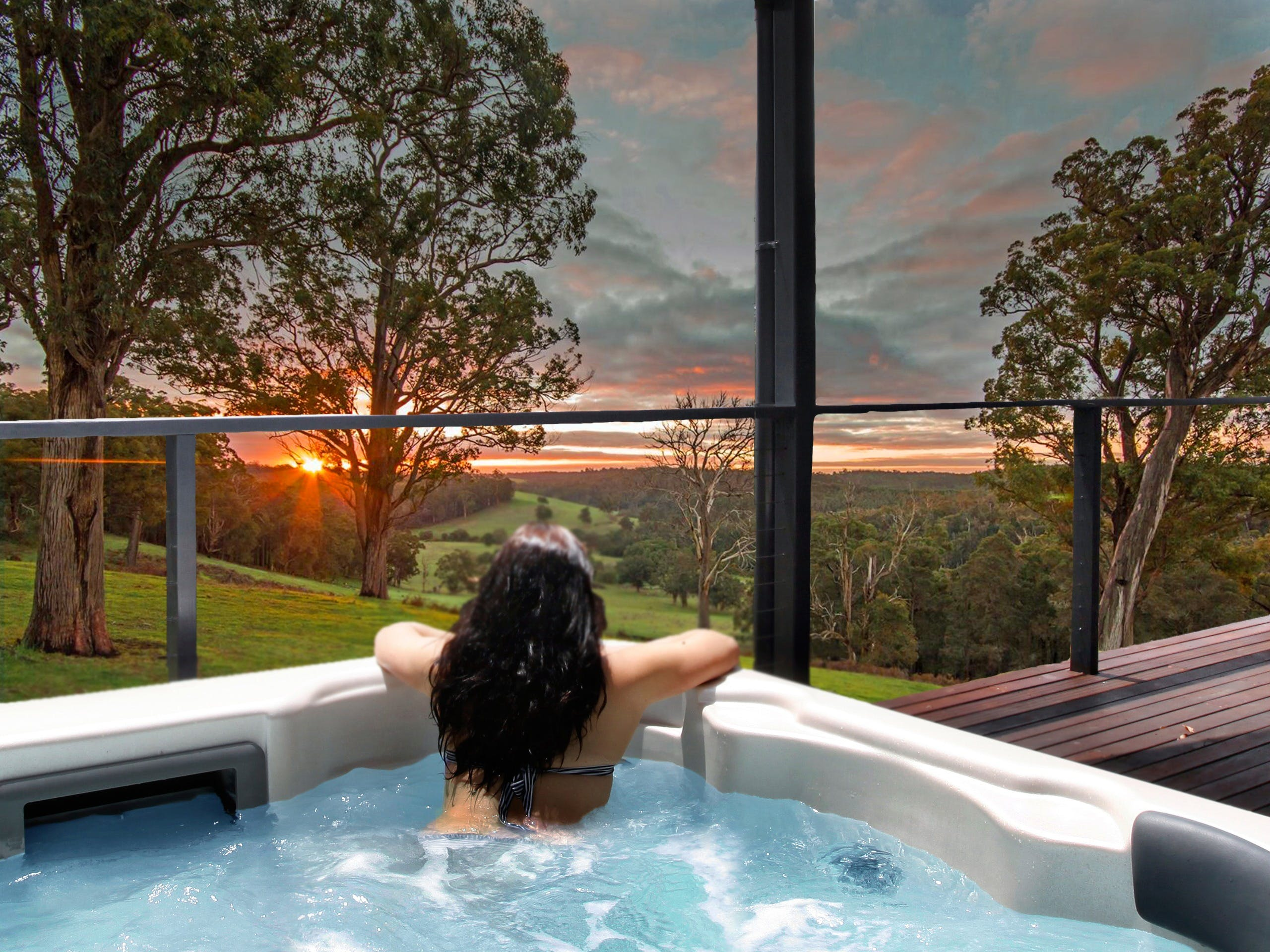 Scarlet Woods Chalet - Mount Gambier Accommodation