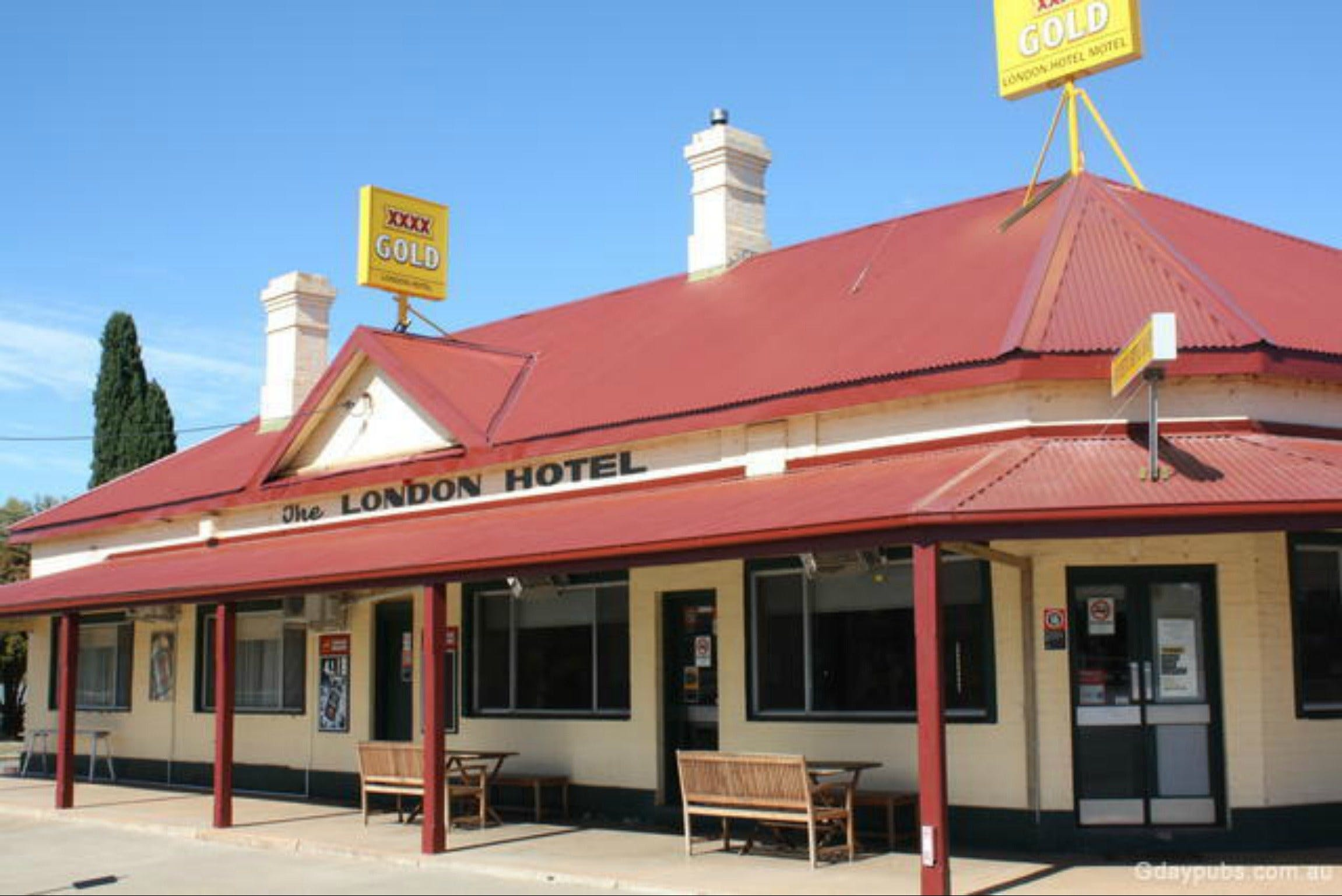 The London Hotel Motel - Mount Gambier Accommodation