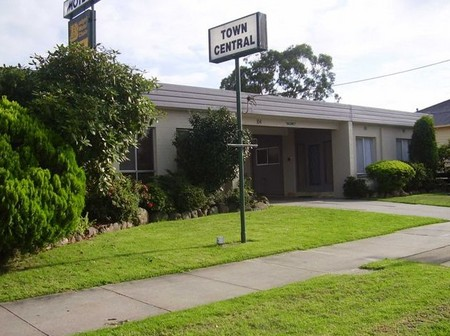 Bairnsdale Town Central Motel - Mount Gambier Accommodation
