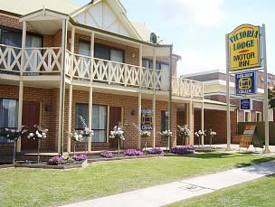 Victoria Lake Holiday Park - Mount Gambier Accommodation
