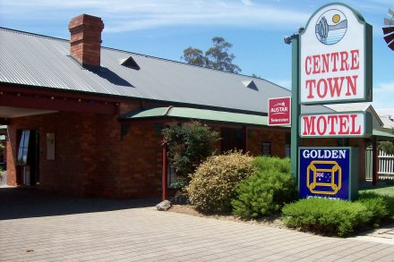 Centretown Motel Nagambie - Mount Gambier Accommodation