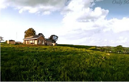 Hut on the Hill Heathcote - Mount Gambier Accommodation
