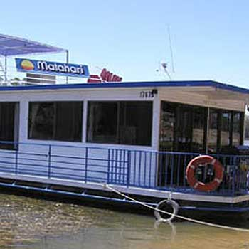 Matahari Houseboats - Mount Gambier Accommodation