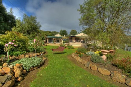 Peppermint Springs Retreat  Day Spa - Mount Gambier Accommodation