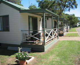 Stratford On The River Tourist Park - Mount Gambier Accommodation