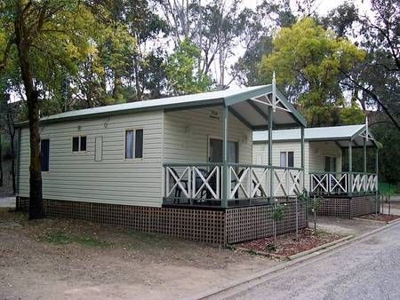Goulburn River Tourist Park - Mount Gambier Accommodation
