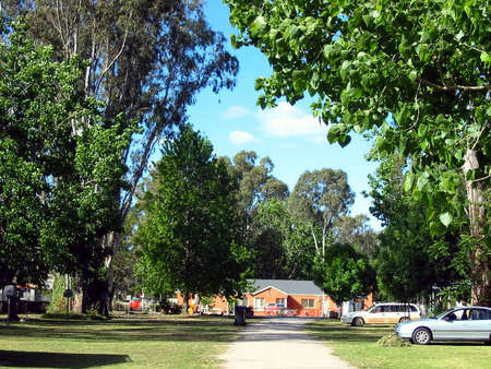 Cohuna Waterfront Holiday Park - Mount Gambier Accommodation