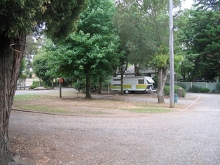 El Paso Caravan Park - Mount Gambier Accommodation