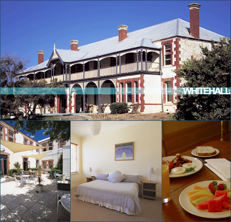 Whitehall Guesthouse Sorrento - Mount Gambier Accommodation