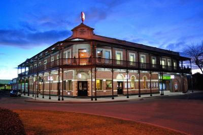 Grand Terminus Hotel - Mount Gambier Accommodation