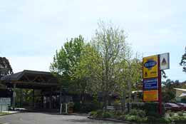 Sydney Hills Holiday Park - Mount Gambier Accommodation