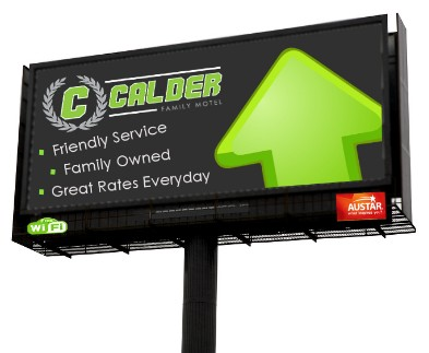 Calder Family Motel - Mount Gambier Accommodation