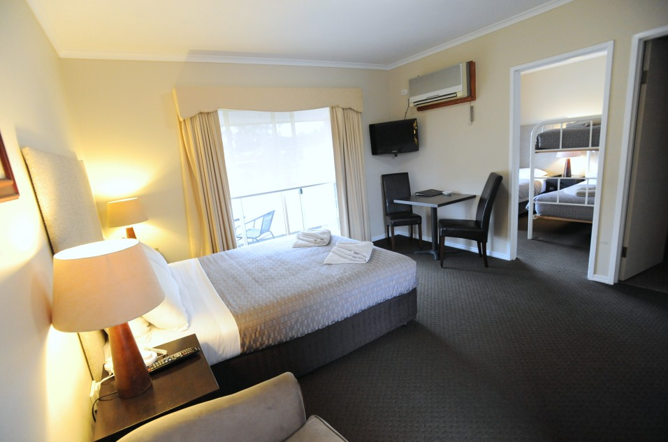 Ballarat Central City Motor Inn - Mount Gambier Accommodation