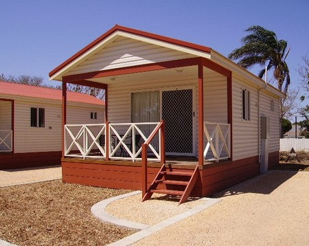 Outback Oasis Caravan Park - Mount Gambier Accommodation
