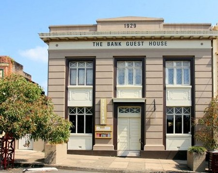 The Bank Guest House  Tellers Restaurant - Mount Gambier Accommodation
