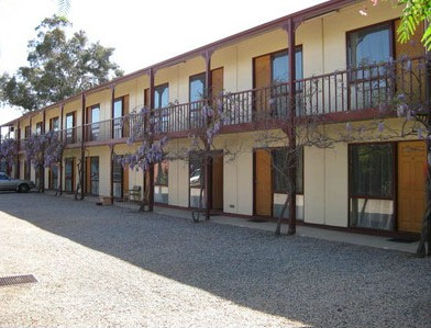 Central Motor Inn Wentworth - Mount Gambier Accommodation