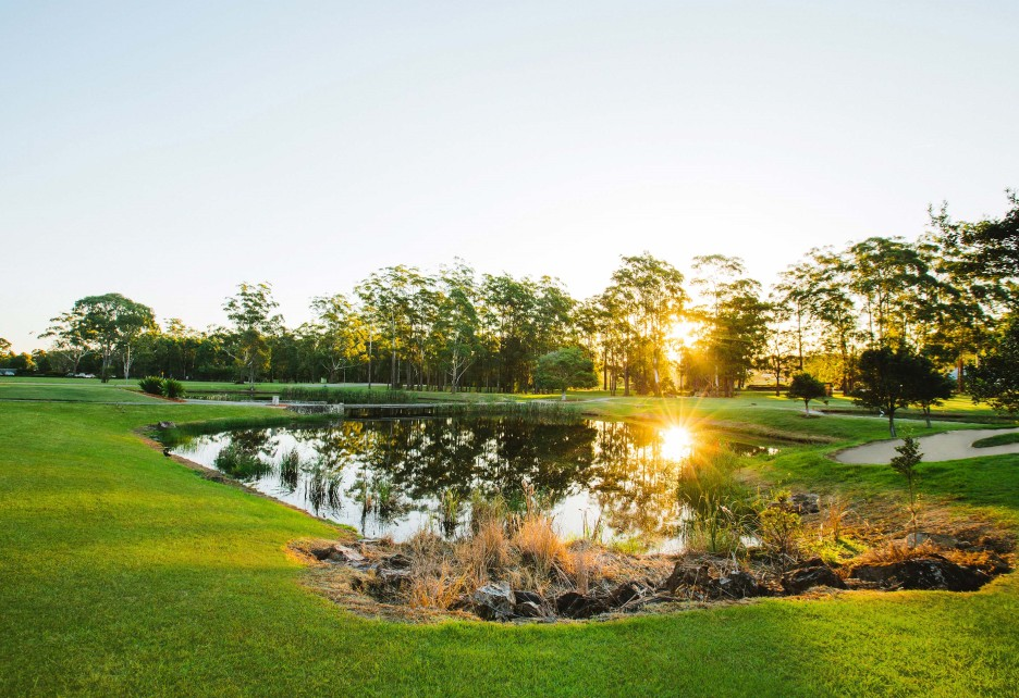 Tallwoods Golf Course and Resort - Mount Gambier Accommodation