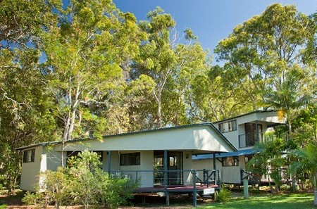 Wooli River Lodges - Mount Gambier Accommodation