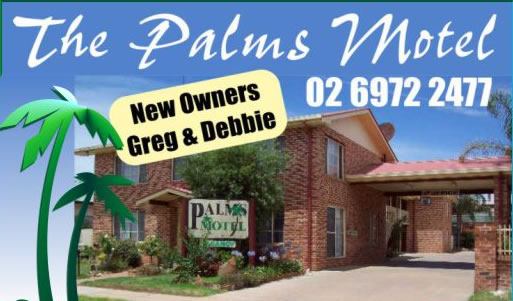 The Palms Motel - Mount Gambier Accommodation