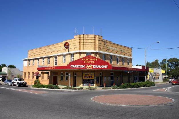 Hastings Hotel - Mount Gambier Accommodation