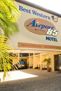 Best Western Airport 85 Motel - Mount Gambier Accommodation