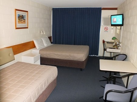 Central Motel - Mount Gambier Accommodation