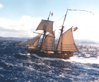 Enterprize - Melbourne's Tall Ship - Mount Gambier Accommodation