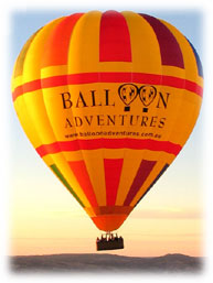 Balloon Adventures Barossa Valley - Mount Gambier Accommodation