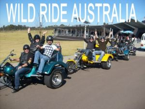 A Wild Ride - Mount Gambier Accommodation