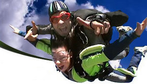 Adelaide Tandem Skydiving - Mount Gambier Accommodation