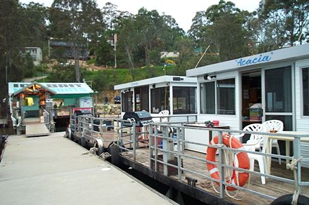 Clyde River Houseboats - Mount Gambier Accommodation