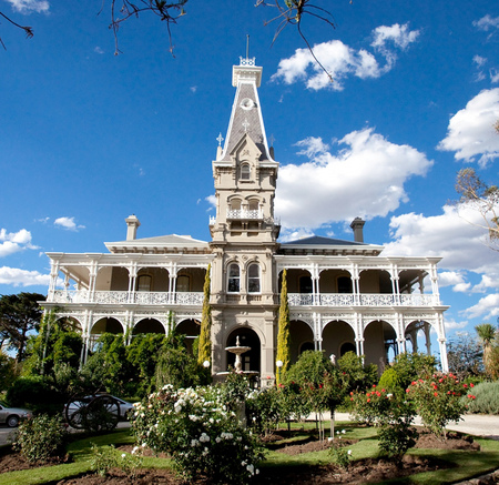 Rupertswood Mansion - Mount Gambier Accommodation
